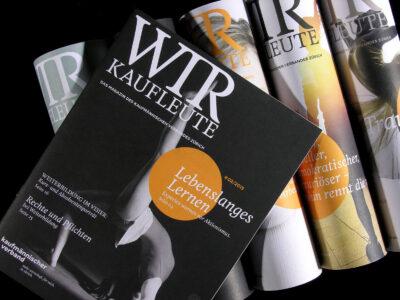 Publishing Mitgliedermagazin Wir Kaufleute