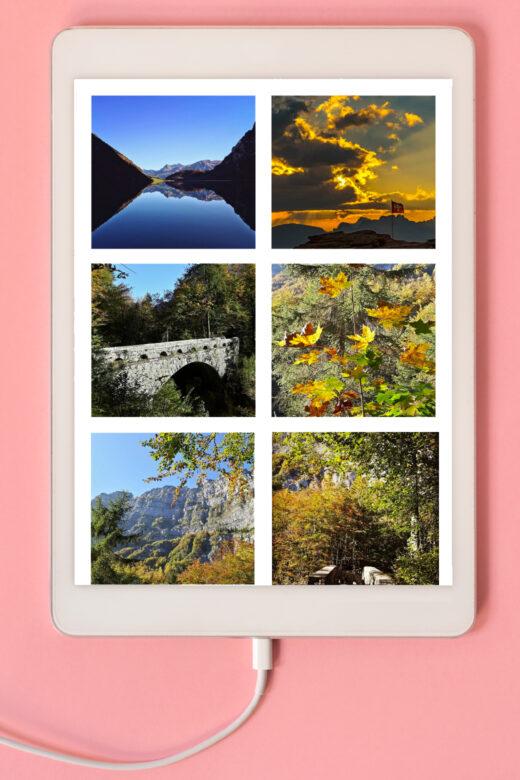 Beratung | PR | Marketing | Werbung: Kampagne #Herbstimschlitz – von der Kultur zur Natur und zurück