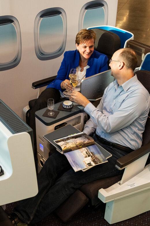 Public Relations: KLM meets KLM